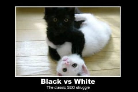 Blackhat vs Whitehat presentations